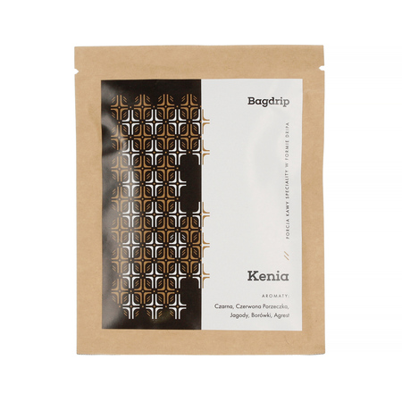 Bagdrip Kenia BOX 8 szt. (outlet)