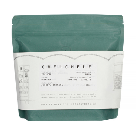 Father's Coffee - Ethiopia Chelchele