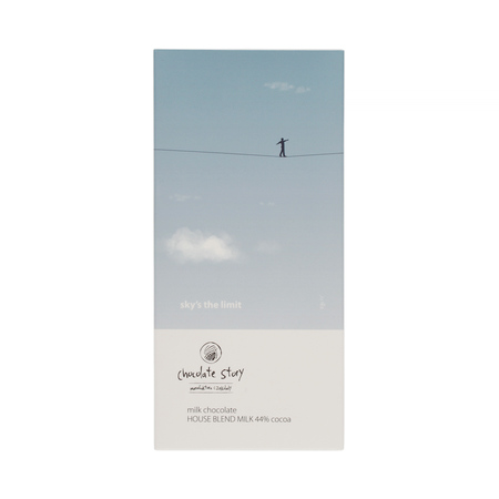 Manufaktura Czekolady - Czekolada 44% Sky's the Limit - House Blend Milk