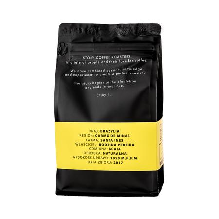 ESPRESSO MIESIĄCA: Story Coffee Roasters - Brazil Santa Ines Espresso 250g