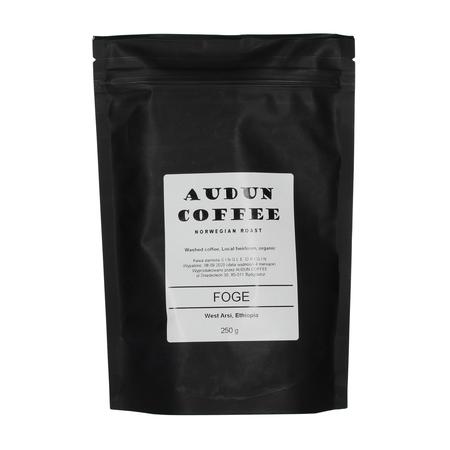 Audun Coffee - Ethiopia Foge Washed