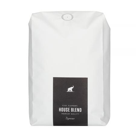 Five Elephant - House Blend Espresso 1kg