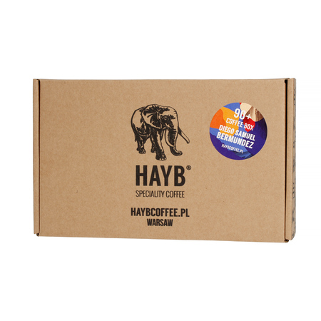 HAYB - Kolumbia Diego Samuel Bermundez 90+ Box 2 x 150g