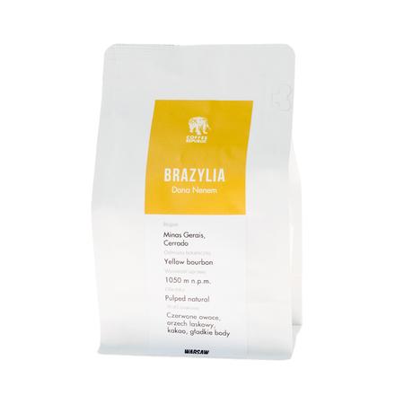 Coffee Republic - Brazil Dona Nenem Espresso 250g