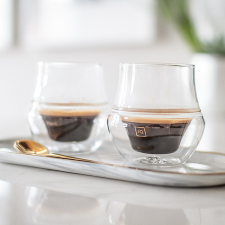 Kruve - EQ Glass - Zestaw dwóch szklanek - Propel Espresso