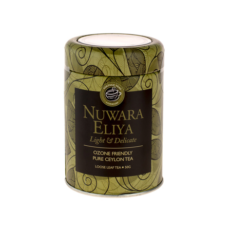 Vintage Teas Nuwara Eliya Black Tea - puszka 50g