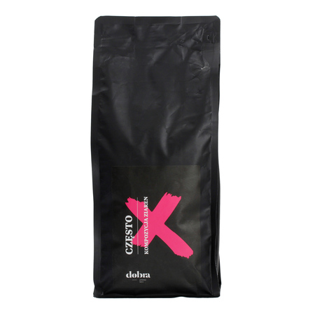 Dobra Palarnia Kawy - Często Espresso Blend 1kg