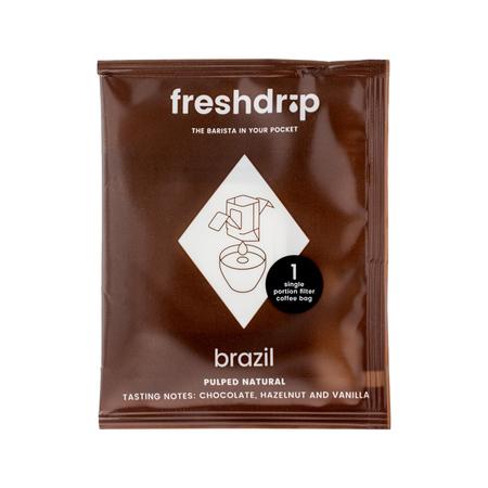 Freshdrip - No.2 Brazil Irmas Pereiras Farm - 7 saszetek
