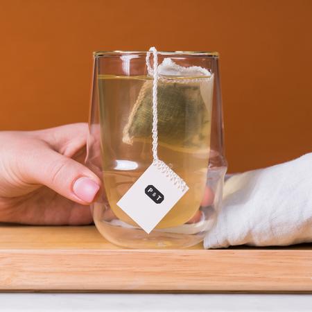 Paper & Tea - Torebki do herbaty - 50 sztuk