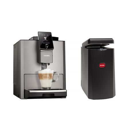 Nivona CafeRomatica 1040 + Chłodziarka do mleka Nivona NICO 100