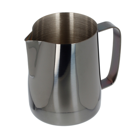 Barista Space - Dzbanek do mleka szary 600 ml