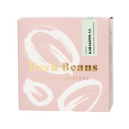 Hard Beans - Kenya Karagoto AA