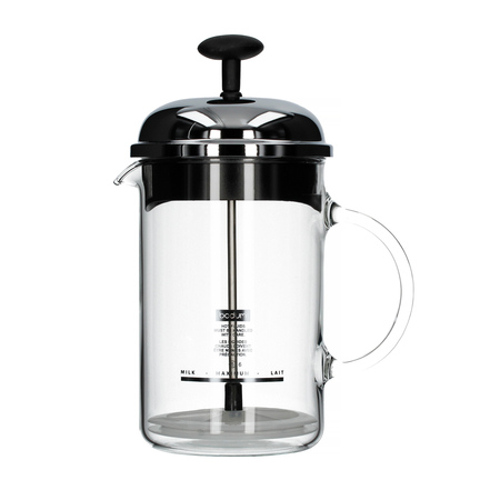 Bodum Chambord Spieniacz do mleka 250 ml - Chrom