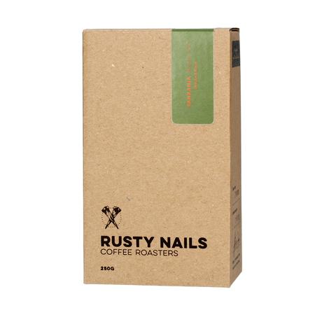 Rusty Nails - Tanzania Songwe Insani AA