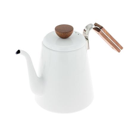 Hario Bona Coffee Enamel Drip Kettle - 0,8l