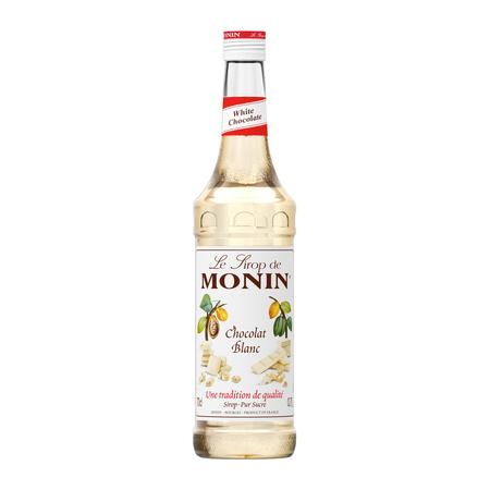 Monin White Chocolate - Syrop Biała Czekolada 0,7L