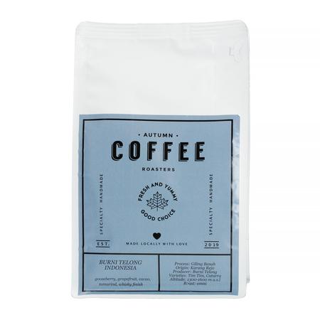 Autumn Coffee Roasters - Indonezja Sumatra Burni Telong Omniroast