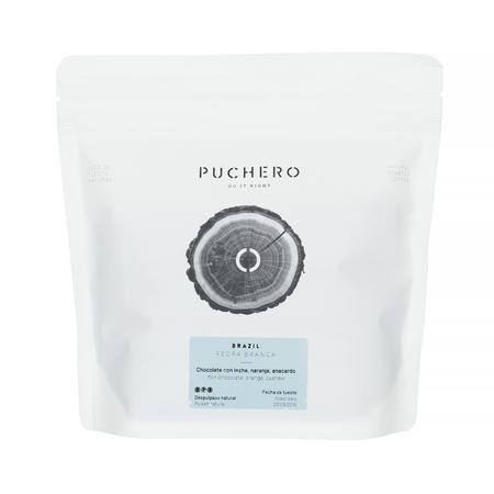 Puchero Coffee - Brazil Pedra Branca Espresso