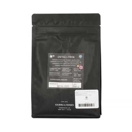 Solberg & Hansen - Sommerespresso 2021 250g