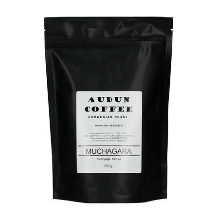 Audun Coffee - Kenia Muchagara AB