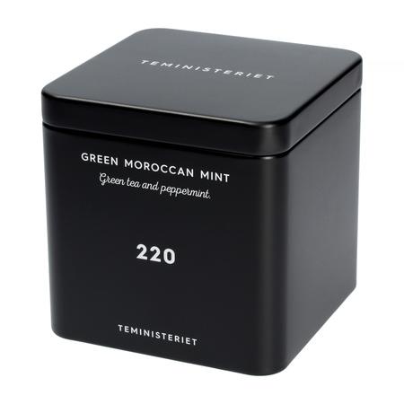 Teministeriet - 220 Green Moroccan Mint - Herbata Sypana 100g