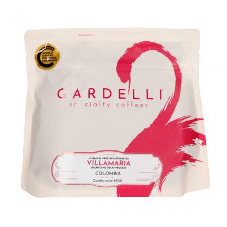 Gardelli Speciality Coffees - Colombia Villamaria Decaf - Kawa bezkofeinowa