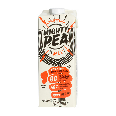 Mighty Pea - Napój z żółtego grochu niesłodzony 1l