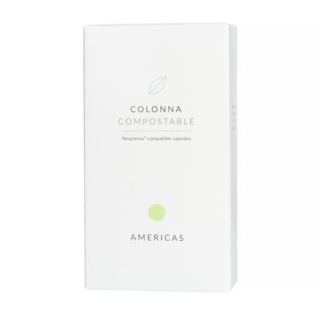 Colonna Coffee - Compostable Americas Short - 10 Kapsułek