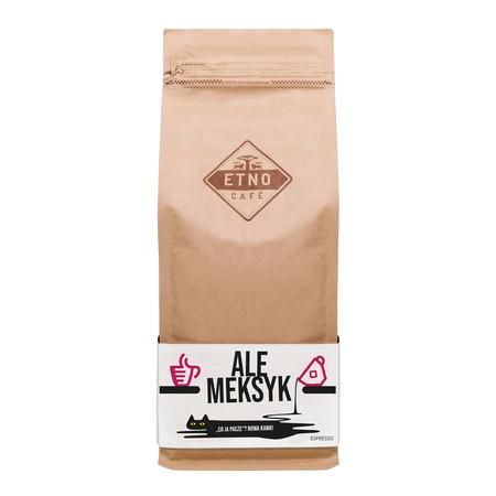 Etno Cafe - Ale Meksyk Espresso 1kg