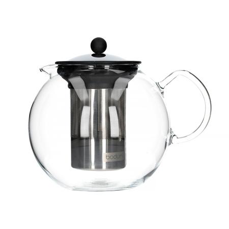 Bodum Assam - Zaparzacz do herbaty ze stalowym filtrem 1,5l - Chrom