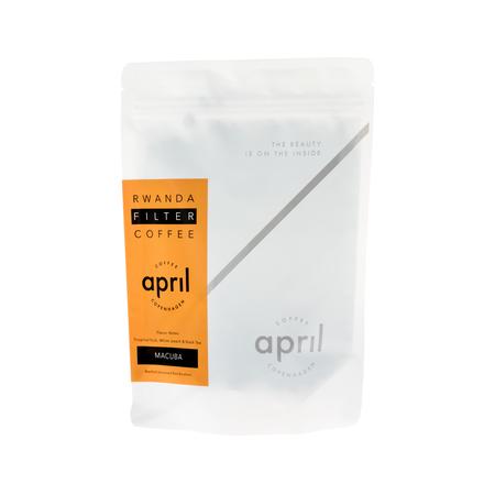 April Coffee Roasters Rwanda Macuba Filter