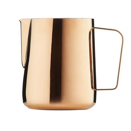 Barista & Co - Core Milk Jug Rose Brass - Dzbanek do mleka 600 ml