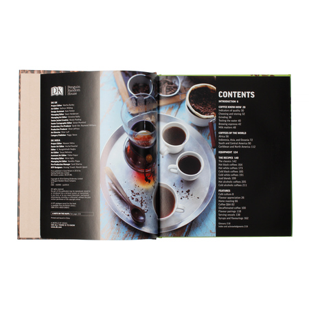 Książka Coffee Obsession - Anette Moldvaer