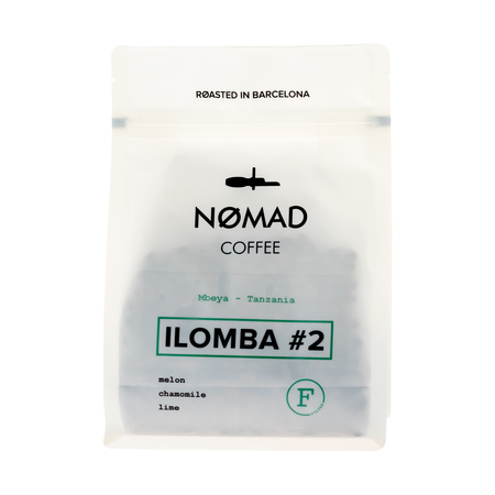 Nomad Coffee - Tanzania Ilomba #2 Filter