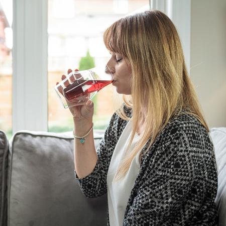 Kruve - EQ Glass - Zestaw dwóch szklanek - Inspire