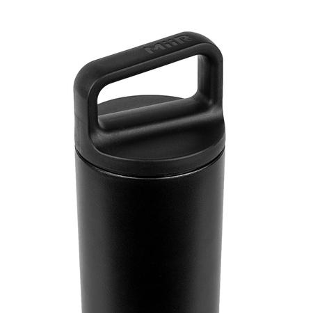 MiiR - Wide Mouth Bottle Czarna - Butelka termiczna 470 ml
