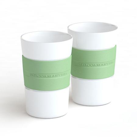Moccamaster - 2 Kubki 200ml - Pastel Green