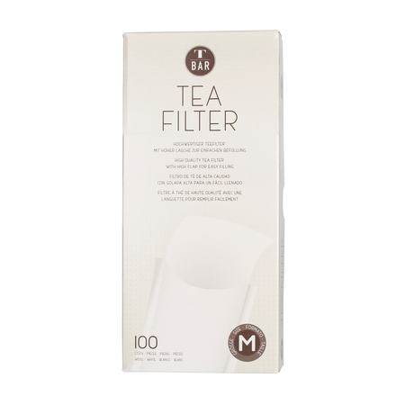 Saszetki do herbaty Mount Everest Tea M - Średnie