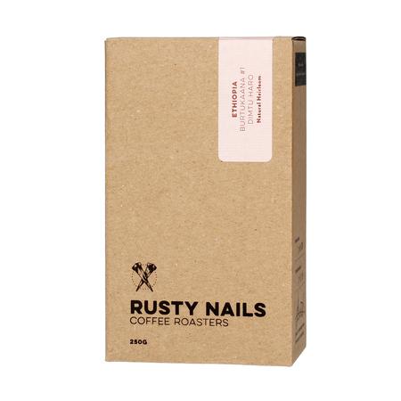 Rusty Nails - Ethiopia Oromia Burtukaana #1 Dimtu Haro