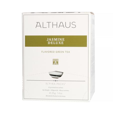 Althaus - Jasmine Deluxe Pyra Pack - Herbata 15 piramidek