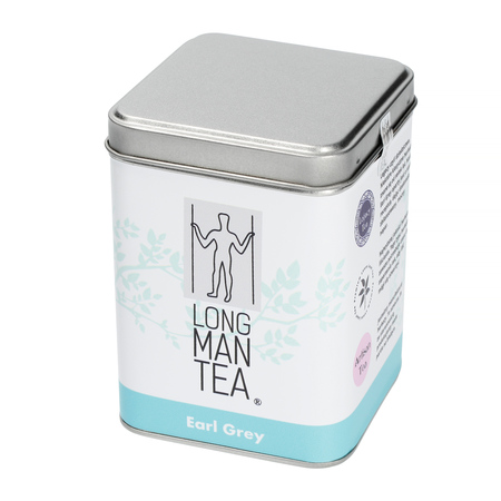 Long Man Tea - Earl Grey - Herbata sypana - Puszka 120g