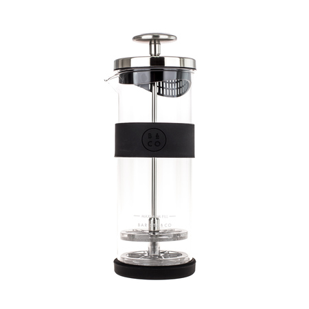 Barista & Co - Milk Frother Electric Steel - Spieniacz do mleka