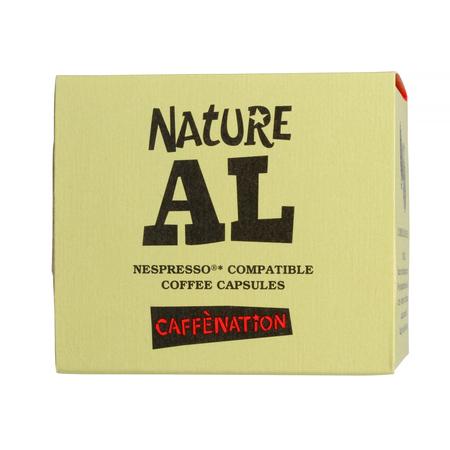 Caffenation - Nature AL - 10 Kapsułek