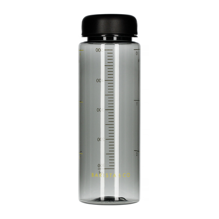 Barista & Co - Timer Measure Water Bottle Black - Butelka