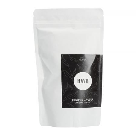HAYB - Kivu Lake Selected Czarna - Herbata sypana 100g
