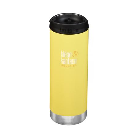 Klean Kanteen - Butelka termiczna TKWide Vacuum Insulated - Buttercup 473ml