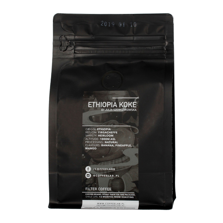 Coffeelab - Etiopia Koke