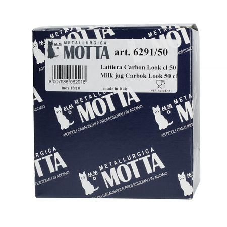 Dzbanek Motta Carbon Look Antracytowy - 500ml