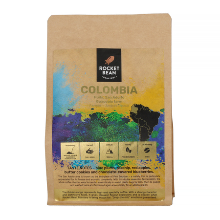 Royal Beans: Rocket Bean - Colombia San Adolfo