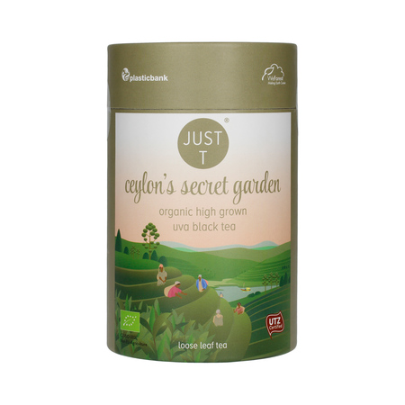 Just T - Ceylon's Secret Garden - Herbata sypana 125g